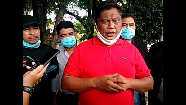 MERASA TERFITNAH Ketua KAKI Kalsel, Karena Termuat Direncana Gugatan Class Action Soal Bencana Banjir