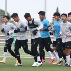 BERPELUANG Unjuk Gigi di Ajang SEA Games 2021, Pemain Timnas U-19