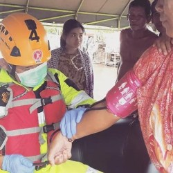 BALAPAKS Bantu Pulihkan Kawasan Sungai Pinang, Aksi Pasca Banjir