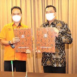 PERMUDAH NASABAH Bayar Tagihan, Sinergi Bank Kalsel dengan Pos Indonesia