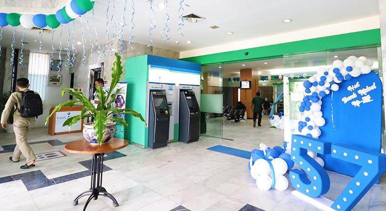 PERINGATI ULTAH ke-57 Bank Kalsel Semarakkan dengan Berbagai Event & Promo Menarik