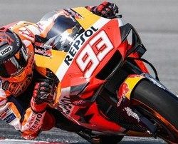 MARQUEZ ABSEN, Digantikan Bradl di MotoGP Qatar 2021