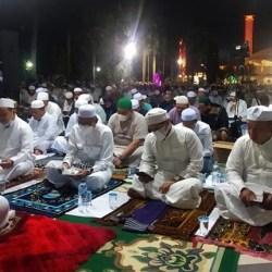 SAMBUT NISFU SYA'BAN, Masjid Sabilal Disesaki Jemaah