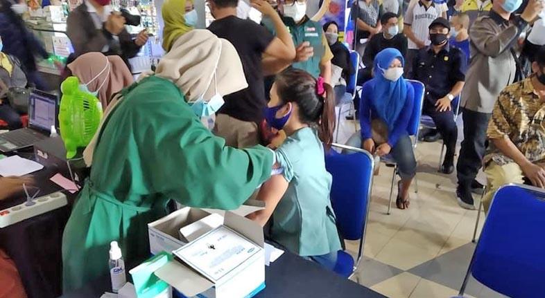 KALSEL SUMBANG 221 dari Sebaran 4.682 Kasus Baru Positif COVID-19 di Indonesia
