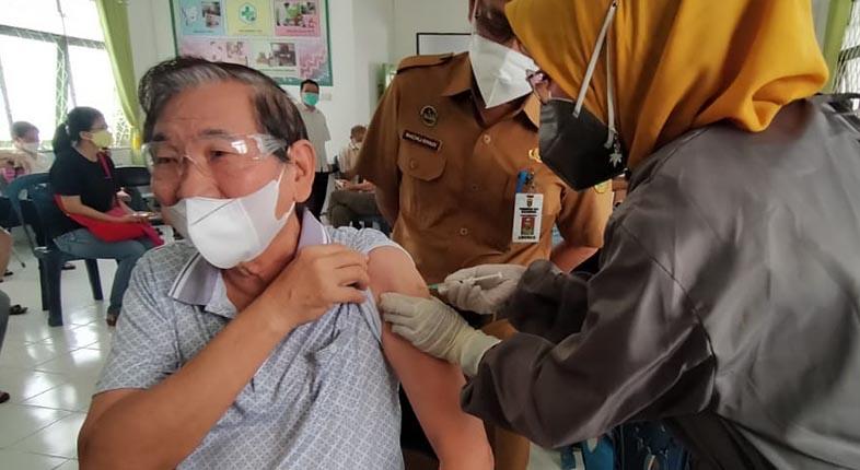 KALSEL SUMBANG 190 Kasus dari Sebaran 5.227 Kasus Baru Positi COVID-19 di Indonesia