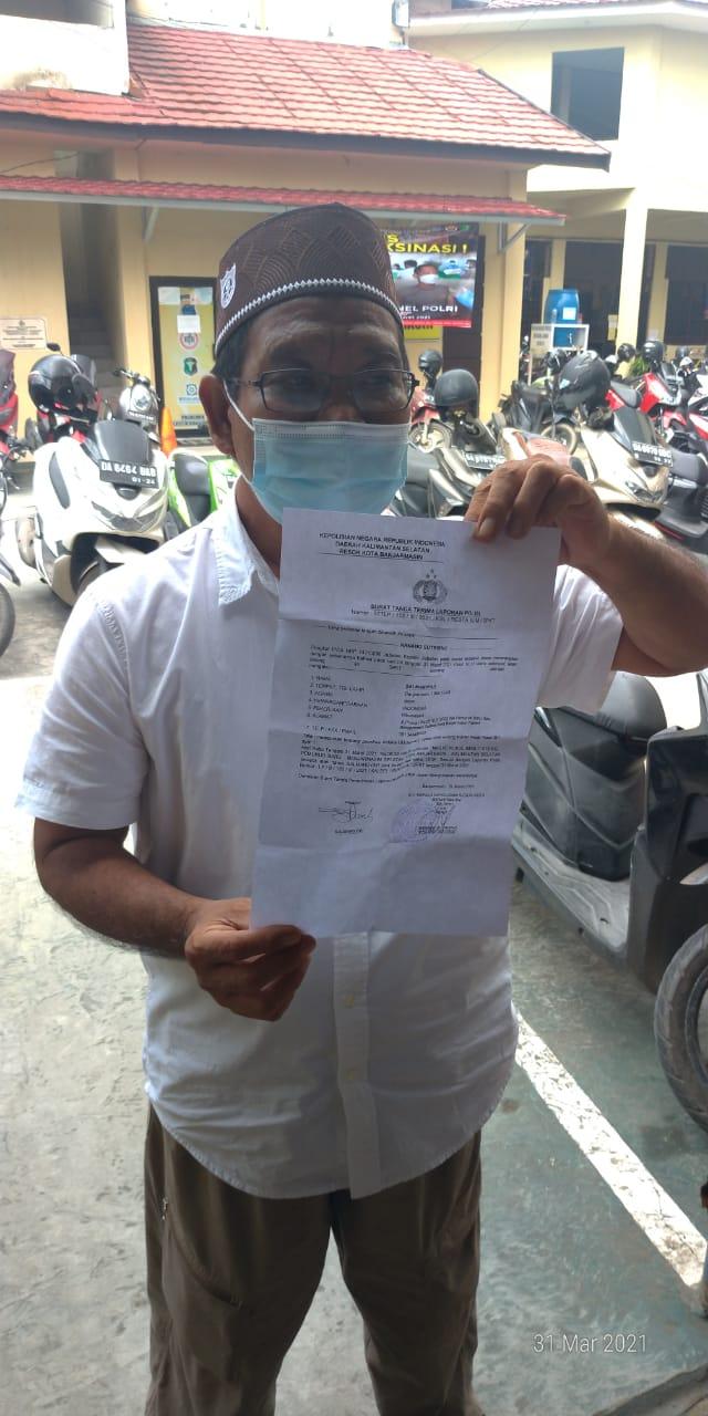 KORBAN PEMUKULAN Oleh Tim Denny Indrayana Melapor ke Polisi Disodori 18 Pertanyaan