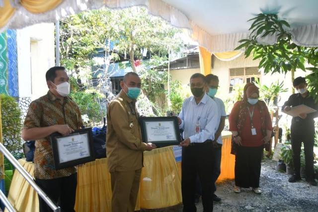 Dinas Perdagangan dan Perindustrian (Disperdagin) untuk kesekian kalinya menggelar Pasar Murah antar kelurahan