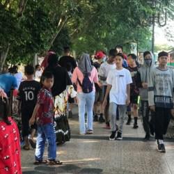 KALSEL SUMBANG 154 Kasus dari Sebaran 4.345 Kasus Baru Positif COVID-19 di Indonesia