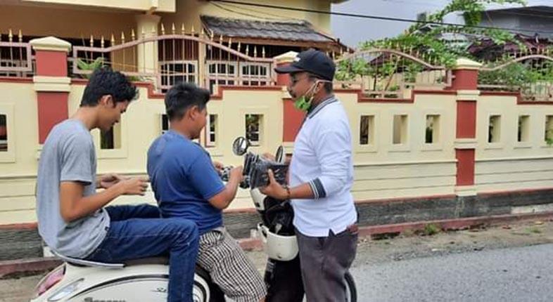 KALSEL SUMBANG 147 dari Sebaran 5.549 Kasus Baru COVID-19 di Indonesia