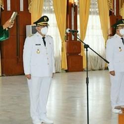 RESMI, Fidayeen Resmi Jabat Pj Wali Kota Banjarmasin