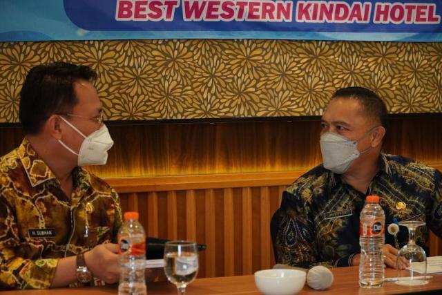 Penjabat (Pj) Sekretaris Daerah Kota Banjarmasin H Mukhyar
