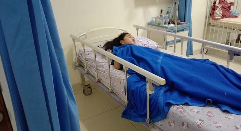 USAI TERBANGUN, Nafsu Makan Echa 'Putri Tidur' Meningkat