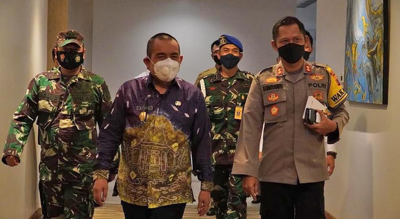 PNS KOTA Banjarmasin Diminta Turut Sosialisasikan PPKM