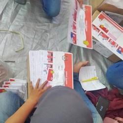 SURAT SUARA PSU Mulai Dilipat, Ditarget Rampung dalam Lima Hari