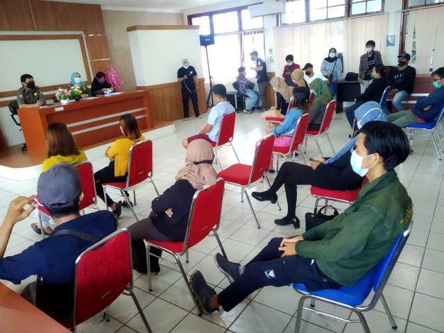 Vaksinasi COVID-19 di Kota Banjarmasin (1)