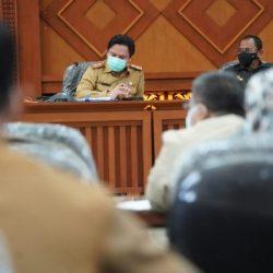 DITARGETKAN Skore MCP Pencegahan Korupsi Pemprov Kalsel Tembus Angka 90
