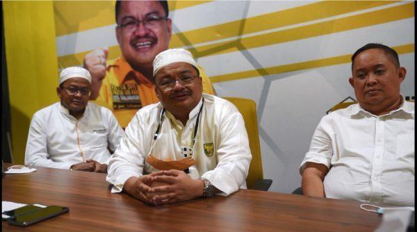 GELOMBANG DUKUNGAN ke Paman Birin, Mulai Ketum KKB Bakumpai, CEO Barito Putera, Guru Wildan dan Munsyib Bahasyim