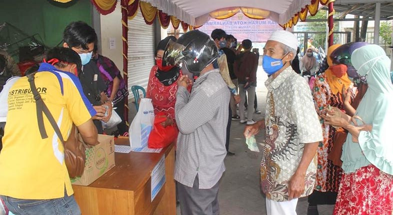 PASAR MURAH ke 6 di Bulan Ramadhan Digelar Disperdagin Banjarmasin