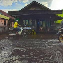 PENGALAMAN Hadapi Ancaman Banjir, Modal Pemko Meminimalisir Risiko