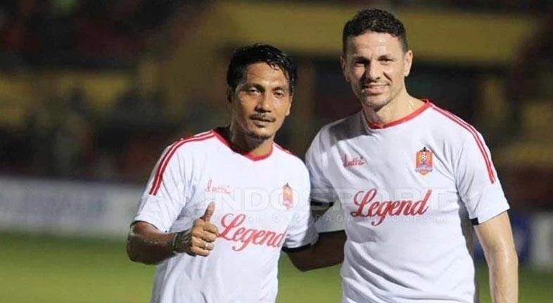 BARITO PUTERA Rekrut Pelatih Spesialis Bek