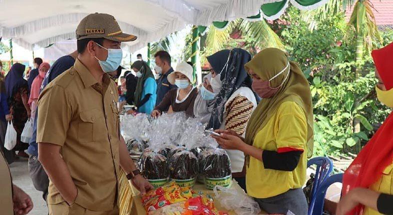 ANTISIPASI KENAIKAN Harga Sembako, Pemko Banjarmasin Gelar Bazar Pasar Murah