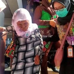 BARU 13,56% Lansia di Banjarmasin Sudah Divaksin
