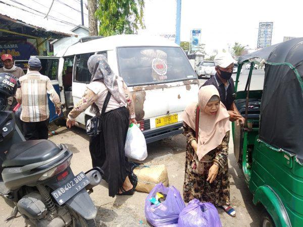 SOPIR Angkutan Diminta Bertahan Selama 2 Minggu