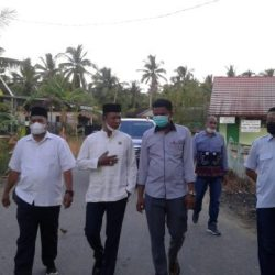 ADA EMPAT Realisasi Pembangunan di Desa Rantau Panjang Hulu Disampaikan ke Anggota Komisi II DPRD Kalsel