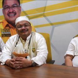 AJAK RAMAI-RAMAI ke TPS Wilayah PSU Kalsel, H Yuni : Patahkan Fitnah Soal Pilkada karena Uang