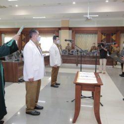 DILANTIK 2 Dokter Pendidik Ahli Utama Pemprov Kalsel