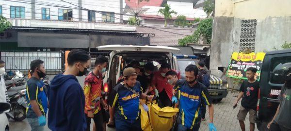 PENYERVIS Mesin Pompa dan Elektronik Ditemukan Tak Bernyawa di Pasar Kasbah Antasari