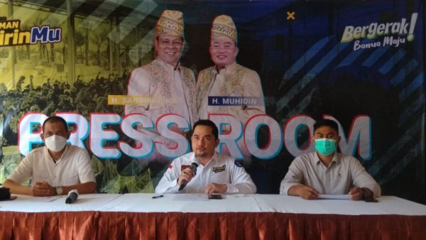 PROVOKASI Jelang PSU, Berpotensi Pecah Belah Banua
