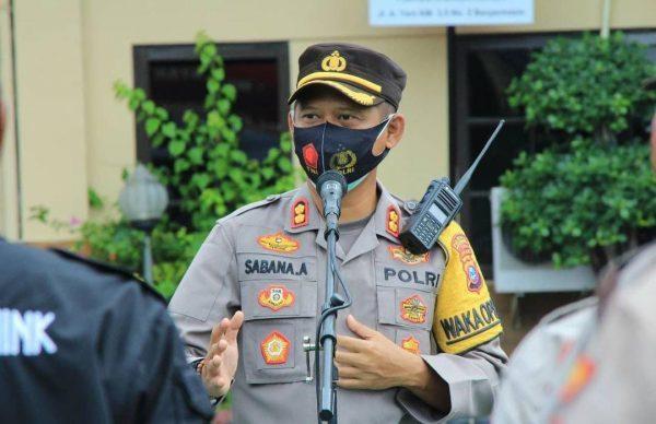 RIBUAN Personel Polresta Siap Amankan PSU Pilgub di Wilayah Selatan