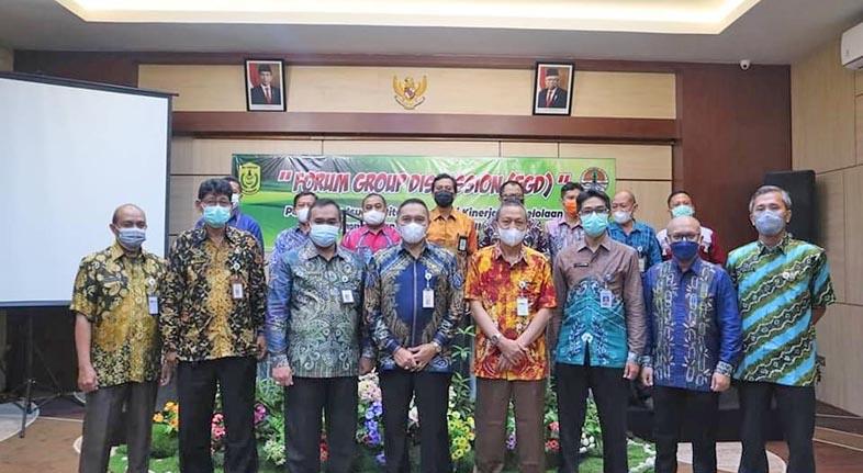 FGD Bahas Perumusan Isu Prioritas Dokumen IKPLHD Banjarmasin