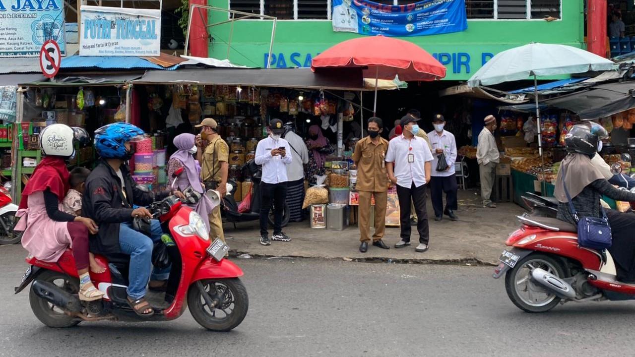 SOMASI PEDAGANG Bikin Molor Revitalisasi Pasar Sudimampir Baru dan Ujung Murung