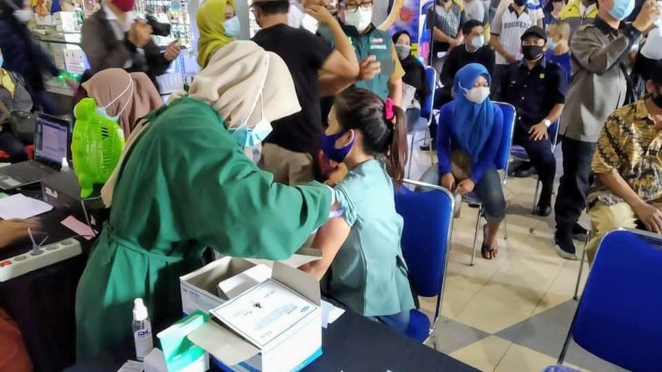 KALSEL SUMBANG 55 dari Sebaran 20.467 Kasus Baru COVID-19 di Indonesia