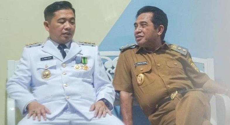 SIAP Lahir Batin untuk Dilantik, Ibnu-Arifin Sudah Fitting Seragam