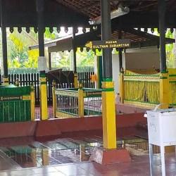 `SENGKETA Pengelolaan Makam Sultan Suriansyah, Muncul Kubu Baru