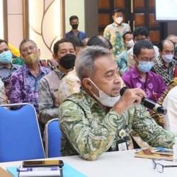 GASPOL! H Ibnu Sina dan H Arifin Noor Pimpin Rakor Percepatan Pembangunan