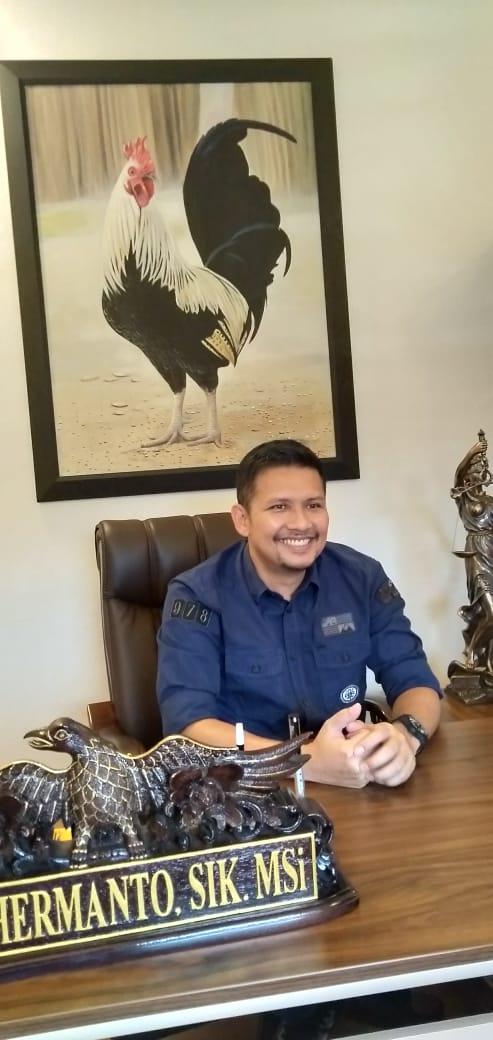 AKBP BUDI HERMANTO akan Tinggalkan Posisi Wadir Reskrimsus Polda Kalsel, Jabat Kapolresta Malang Kota