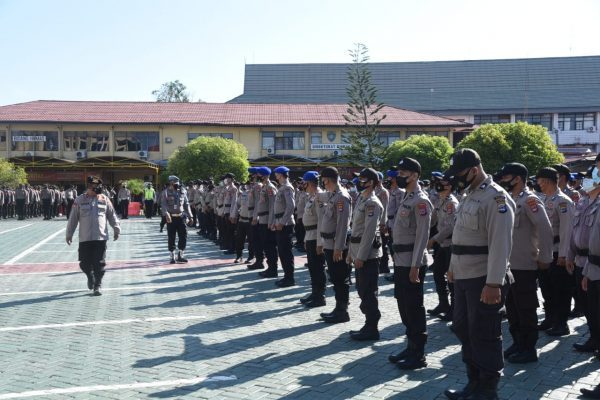 KEWASPADAAN Potensi Ancaman Memanfaatkan Pelaksanaan PSU, Dikerahkan 2.628 Personel Gabungan