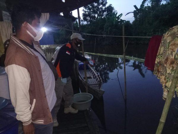 SADIS Aksi Pria Berumur Membunuh dengan Cara Merendam Istri ke Sungai