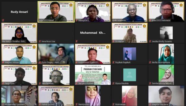RESMI Dilantik Pengurus Daerah IndoCEISS Kalsel