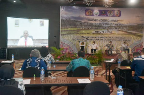 TAHUN Ini Reforma Agraria Sasar Tapin, HSU dan Tabalong