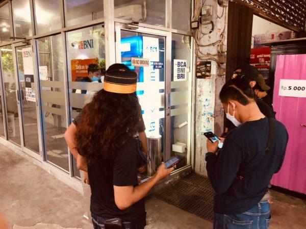 DIRINGKUS Perampok yang Beraksi Terhadap Pengunjung ATM di Banjarmasin