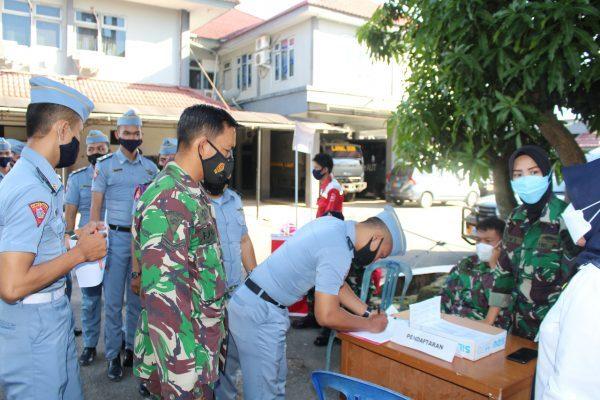 BERLANJUT Vaksinasi di Pelabuhan Trisakti Banjarmasin Rabu Mendatang