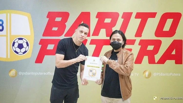 RAFINHA dan Azamat Baimatov Diminta Cepat Adaptasi dengan Barito Putera
