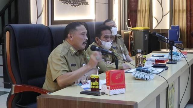 KUNJUNGI Sekretariat SKPD Lingkup Kota Banjarmasin, Wawali Arifin Wujudkan Visi Misi 3,5 Tahun (2)