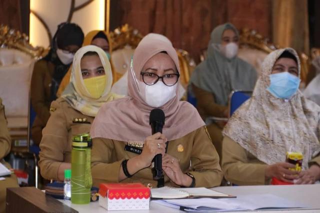 KUNJUNGI Sekretariat SKPD Lingkup Kota Banjarmasin, Wawali Arifin Wujudkan Visi Misi 3,5 Tahun (3)