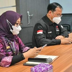 DISKOMINFOTIK Banjarmasin Terima Kunjungan Komisi III DPRD Tabalong
